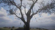 Vorsicht! In Red Dead Redemption 2 verstecken sich verrückte Männer auf Bäumen