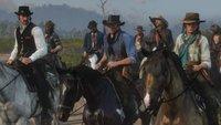 Red Dead Redemption 2: Arthur Morgen ist ein echter Cowboy vergießt Tränen, wenn sein Pferd stirbt