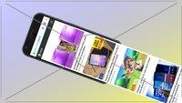 Scrolling-Screenshot: Mit jedem Android-Gerät Scrollaufnahmen machen