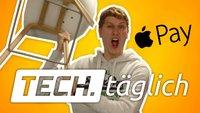 Neues zum Start von Apple Pay und das Samsung Galaxy X wird schweineteuer – TECH.täglich
