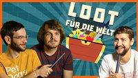 Loot für die Welt 5: Der große Charity-Stream von LeFloid und Co.