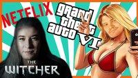 Weekly Update: Neue Leaks zu GTA 6, PlayStation 4 knackt neuen Rekord & deshalb hat Geralt keinen Bart