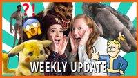 Weekly Update: Nackter Werwolf in Red Dead 2, Harry Potter Go und Fallout 76 in der Kritik