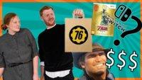 Weekly Update: RDR2 mit Battle Royale und Ärger wegen Fallout 76-Tasche