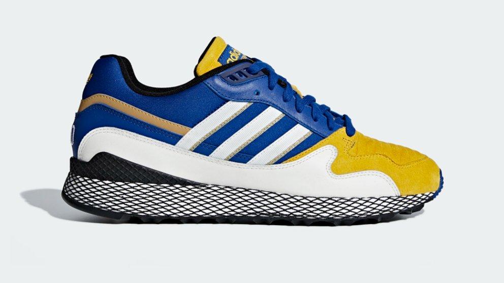 """the best attitude 591e8 dff68 Dragon Ball Diese Schuhe von Adidas sind """"Over 9000"""""""