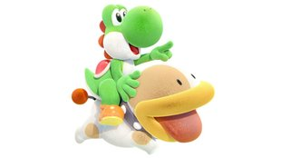 Yoshi's Crafted World: Schau dir das erste Gameplay an