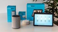 Amazon-Lautsprecher Echo und Echo Dot noch um bis zu 50 Prozent reduziert
