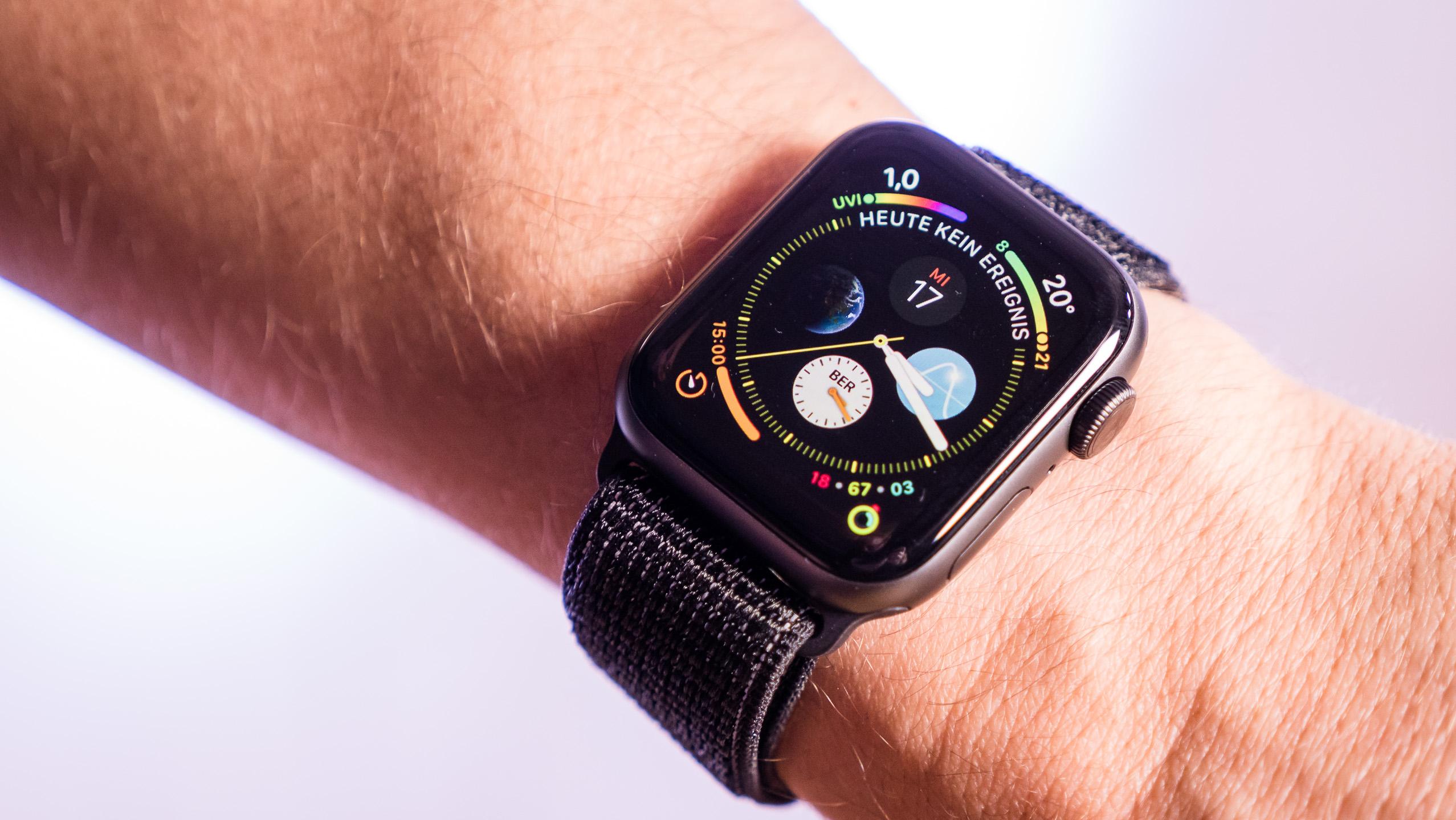 apple watch kennenlernen
