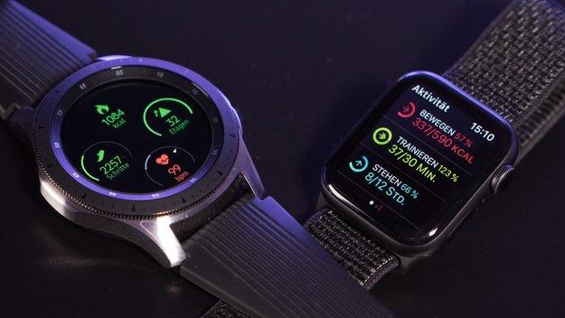 Marktmacht Apple Watch: So sehr dominiert die Smartwatch die Konkurrenz
