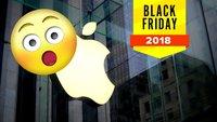 Apple zum Black Friday 2018: Diese Rabatte gibt's heute zum Shopping-Event