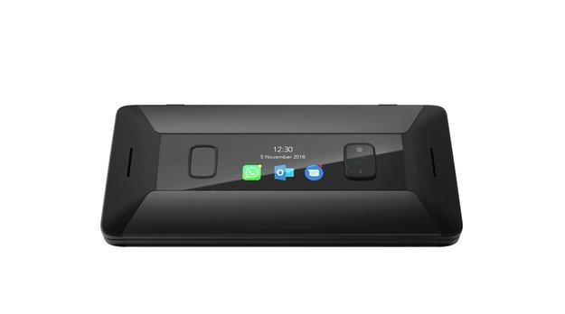 Retro pur: Dieses Handy erinnert uns an goldene Nokia-Zeiten