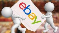 eBay: Lieferadresse ändern oder hinzufügen – so geht's