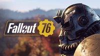 Verrückt! Fallout 76 Patch ist größer als das Hauptspiel