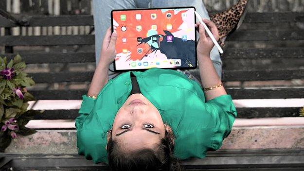 iPad Pro (2018): Neues Feature des Apple-Tablets bietet irren Nebeneffekt