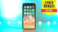 iPhone X am Cyber Monday: Apple-Handy zum Bestpreis kaufen