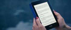 Kindle Paperwhite (2018) im Test: Der wasserdichte Bücherschrank – jetzt in neuer Farbe