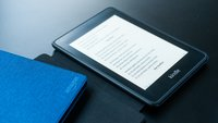 Kindle Paperwhite (2018) im Vergleich: Welchen E-Book-Reader von Amazon kaufen?