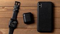 Neuheit für Apple AirPods: Edles Leder-Case jetzt auch in Deutschland erhältlich