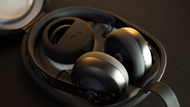 Nuraphone im Test: Dieser Bluetooth-Kopfhörer stammt aus der Zukunft