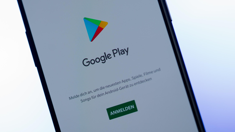Play download ausstehend store google So beheben