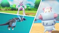 Pokémon - Let's Go: Mega-Steine finden und alle Mega-Entwicklungen