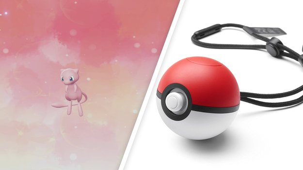Pokémon - Let's Go: Mew mit Pokéball Plus abholen - so geht's