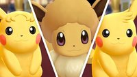 Pokémon - Let's Go: Frisur von Pikachu und Evoli ändern - so geht's und so sieht es aus