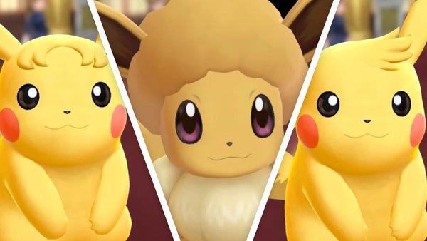 Pokemon Let S Go Frisur Von Pikachu Und Evoli Andern So Geht S
