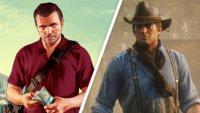 Red Dead Redemption 2: Jetzt suchen Spieler verzweifelt nach Michael aus GTA 5