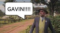 Red Dead Redemption 2: Gavin finden - Alle Infos zur Spurensuche