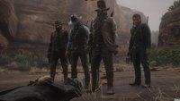 Vorsicht! Es fallen reihenweise verbrannte Boote vom Himmel in Red Dead Online