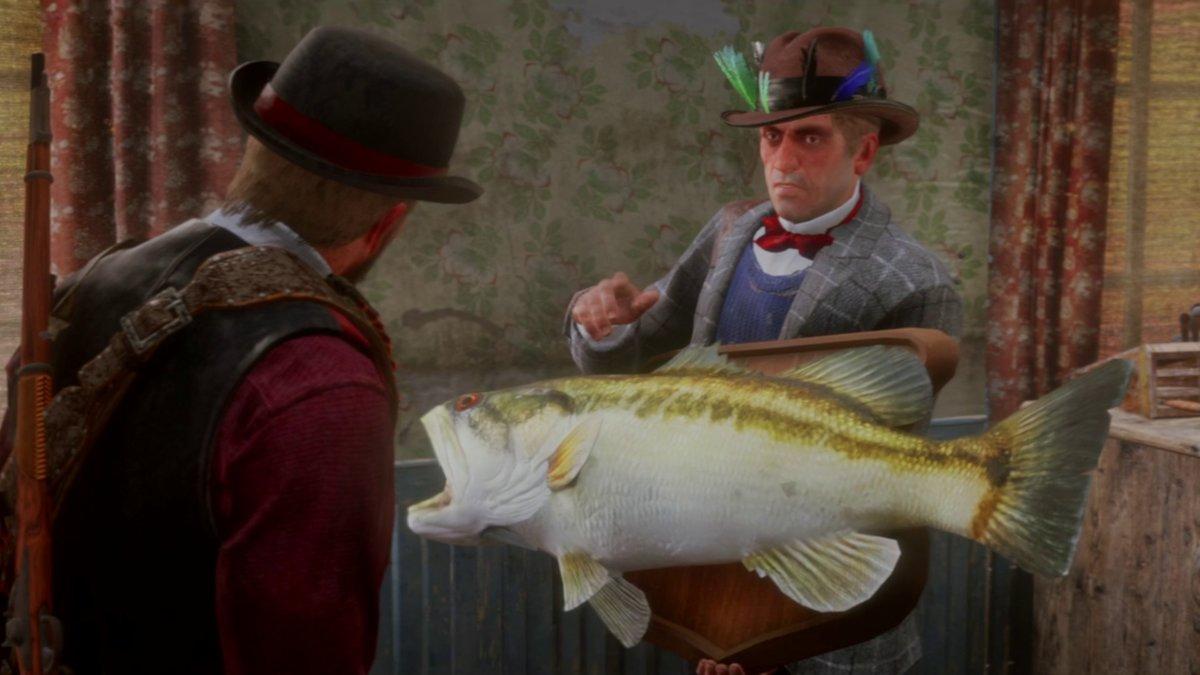 Rdr 2 Legendäre Fische