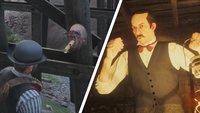 """Red Dead Redemption 2: Alle Mordfall-Hinweise für """"Amerikanische Träume"""""""
