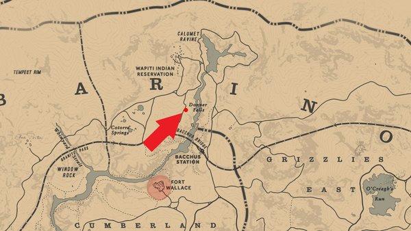 Red Dead Redemption 2: Alle Gräber - Fundorte für