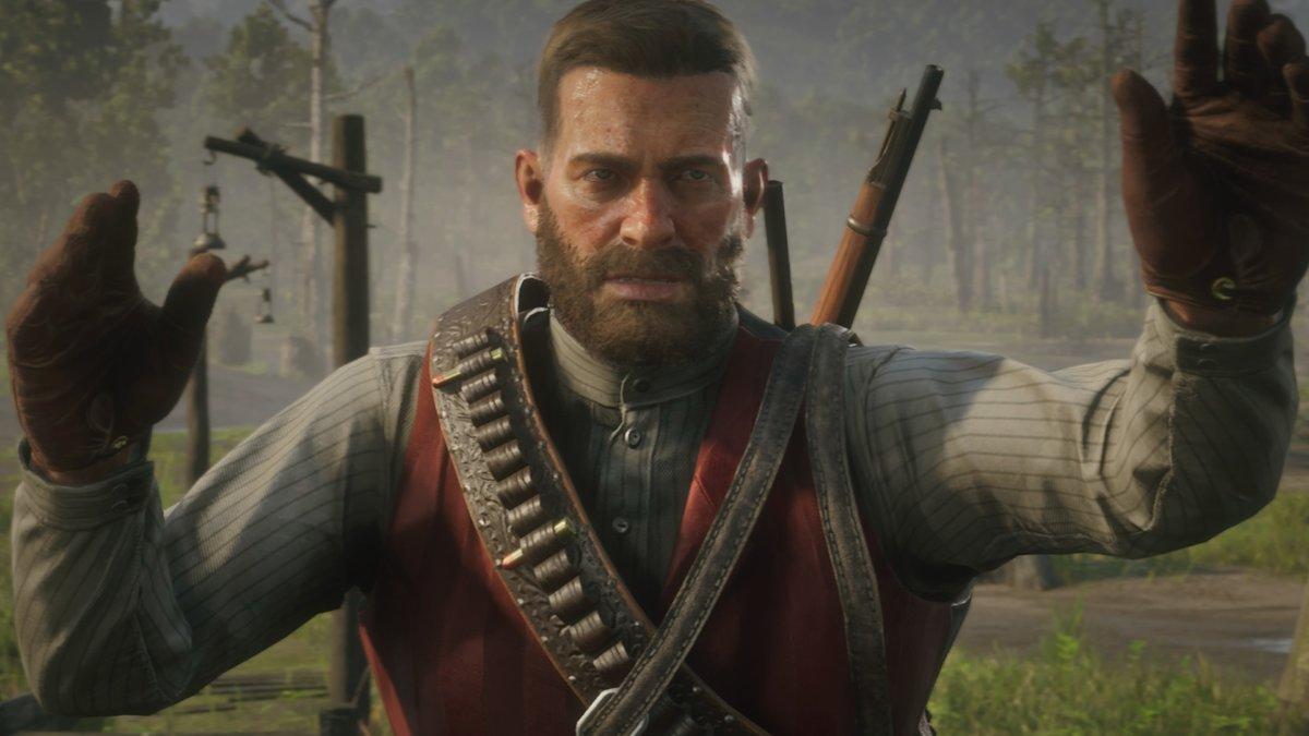 Red Dead Redemption 2 Speichern