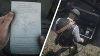 Red Dead Redemption 2: Alle Rezepte - Fundorte aller Broschüren