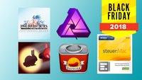 Kostenlose und reduzierte Apps für iPhone, iPad & Mac am Black Friday