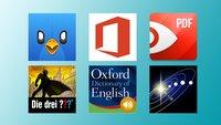 Kostenlose und reduzierte Apps für iPhone, iPad & Mac am Black-Friday-Wochenende