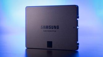 Samsung QVO 860 SSD im Test: Groß und günstig – doch das hat seinen Preis