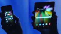 Samsung enthüllt faltbares Smartphone: Die 6 wichtigsten Fragen und Antworten zur Handy-Revolution