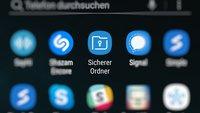 Samsung: Sicherer Ordner – das kann er und so nutzt ihr ihn