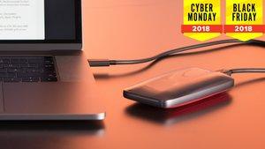 Speicher zum Black Friday & Cyber Monday: SSDs, Festplatten, Speicherkarten und NAS schon jetzt stark reduziert