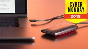 Günstiger Speicher zum Black Friday & Cyber Monday: SSDs, Festplatten, Speicherkarten und NAS bereits reduziert