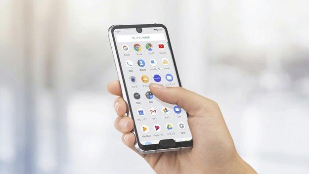 Ihr spinnt doch: Dieses Smartphone hat den Notch gleich zweimal