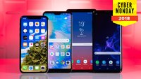 Black Friday und Cyber Monday 2018: Die besten Angebote für Android-Smartphones