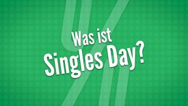 "Was ist ""Singles Day""?"