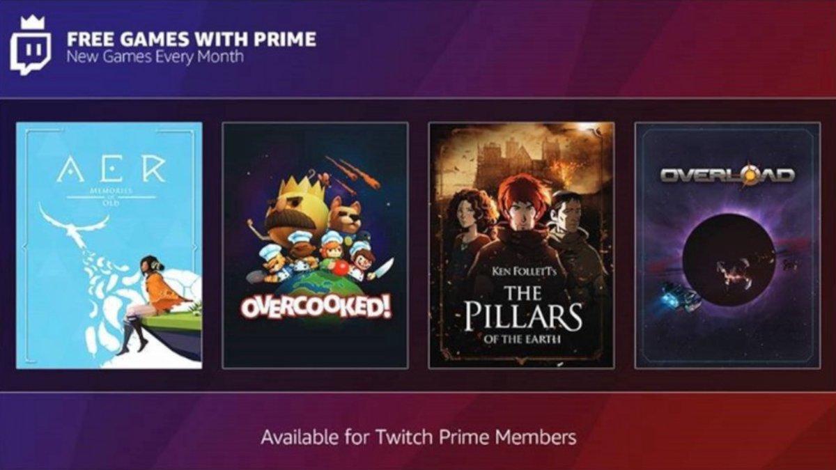Twitch Prime Verbinden