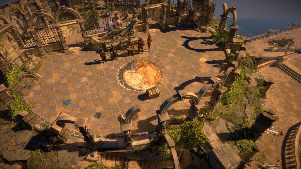 Path of Exile kostenlos im PS Store.