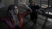 Spiele die Resident Evil 2-Demo im PS1-Look