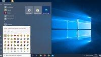 Windows 10: Emojis mit Tastenkombination aufrufen – so geht's